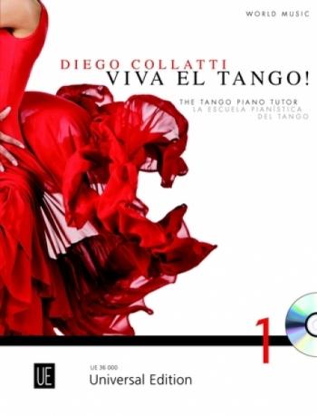 Viva El Tango! With CD: The Tango Piano Tutor