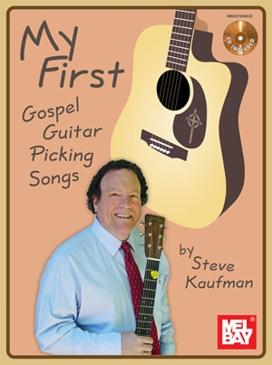 My First Gospel Guitar Picking Songs (Mel Bay)