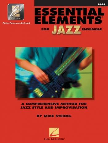Essential Elements For Jazz Ensemble: Bass Guitar Bk&cd