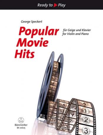 Ready To Play: Popular Movie Hits: Violin & Piano (Barenreiter)