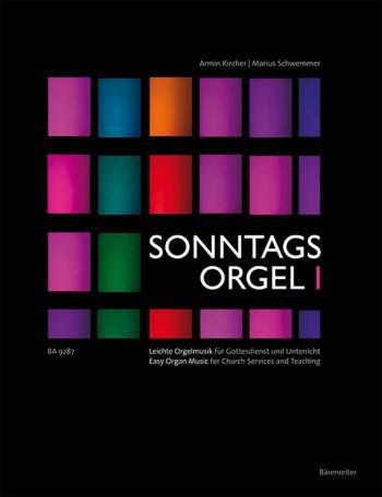 Sonntagsorgel Volume 1 Organ (Barenrieter)