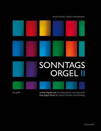 Sonntagsorgel Volume II Organ (Barenrieter)