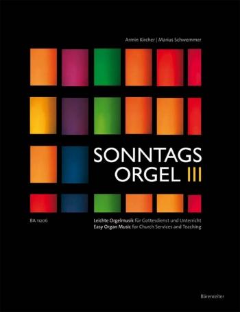 Sonntagsorgel Volume III Organ (Barenrieter)