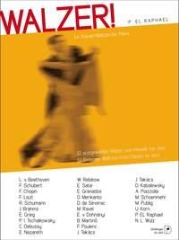Walzer: 32 Selected Waltzes: Piano (Raphael)
