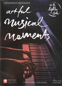 Artful Musical Moments: Piano (On The Lighter Side)