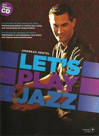 Lets Play Jazz: Piano
