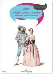 Airs D Operas Comiques Volume A (soprano/tenor Duets) (Lemoine)
