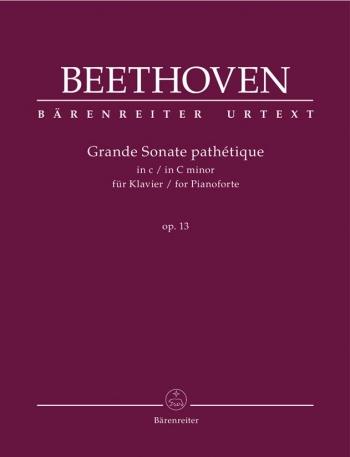 Piano Sonata C Minor OP.13 (Pathetique): Piano (Barenreiter)
