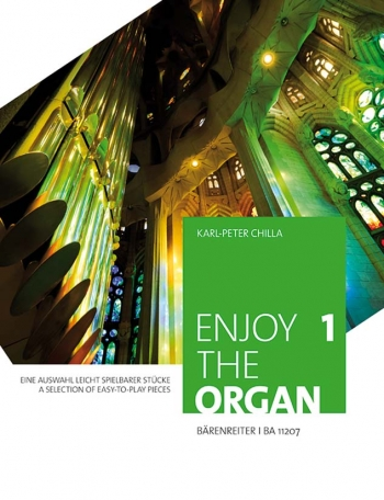 Enjoy The Organ 1 (Barenreiter)