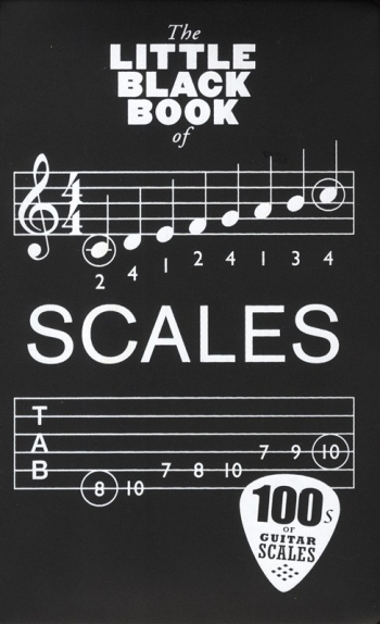 Little Black Book Of Scales