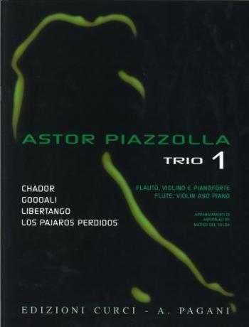 Trio 1 Flute Violin & Piano (Curci)