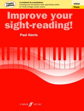 Improve Your Sight-Reading For Piano Trinity Edition Initial (Paul Harris)