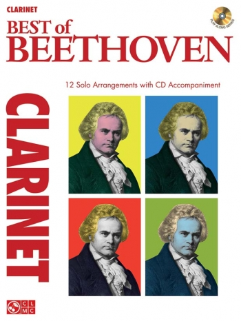 Instrumental Play-along: Beethoven: Clarinet: BK&cd