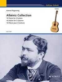 Albéniz Collection: 10 Pieces For 2 Guitars