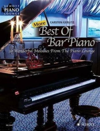 More Best Of Bar Piano: 30 Popular Songs: Piano