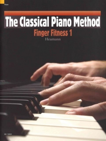 The Classical Piano Method: Finger Fitness 1: Heumann