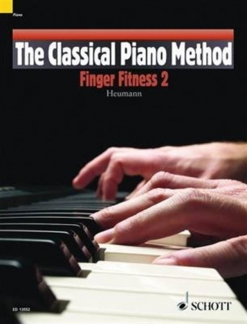 The Classical Piano Method: Finger Fitness 2: Heumann