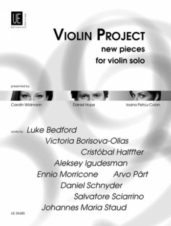 Violin Project: Solo Violin (Universal)