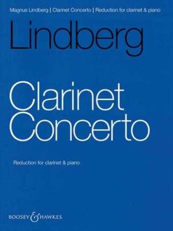 Clarinet Concerto Clarinet & Piano (Boosey & Hawkes)