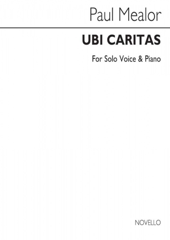 Ubi Caritas: Solo Voice & Piano