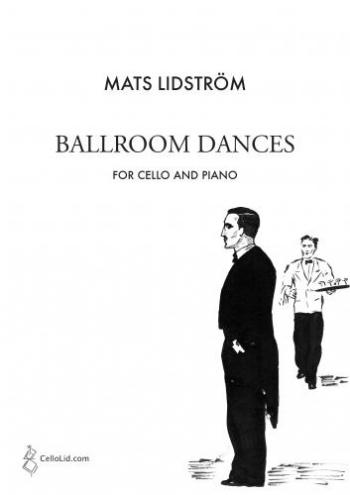 Ballroom Dances: Cello And Piano