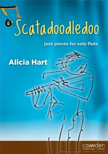 Scatadoodledoo: Jazz Pieces For Solo Flute