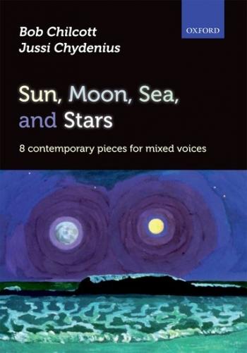 Sun Moon Sea And Stars: Satb