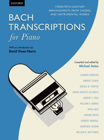 Transcriptions For Piano: 20th Century Arrangements From Choral And Instrumental Works (OU