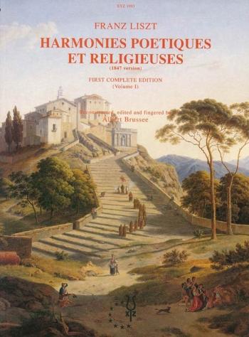 Harmonies Poetiques Et Religieuses: Piano