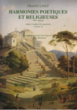 Harmonies Poetiques Et Religieuses: Vol 2: Piano