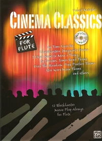 Cinema Classics: Flute: Book & Cd