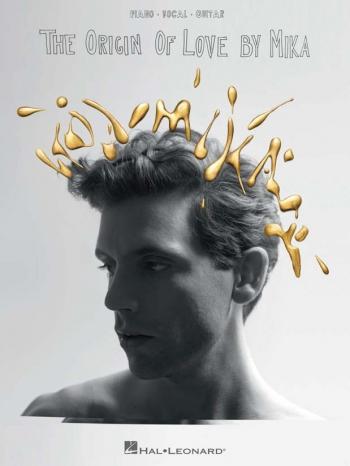 Mika: The Origin Of Love: Piano Vocal & Guitar