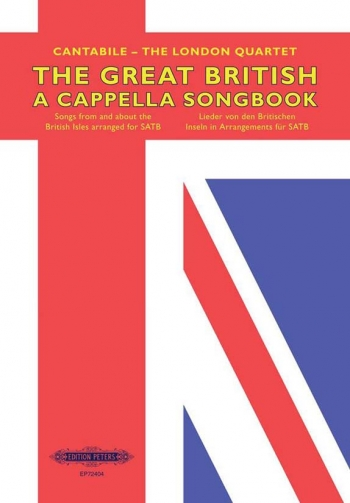 The Great British A Cappella Songbook