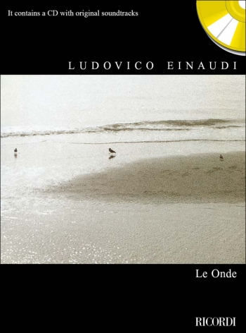 Le Onde: The Waves: Piano Solo: Book & CD