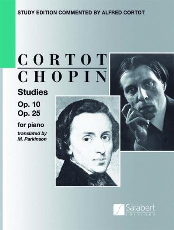 Studies (Etudes) Op.10 - Op.25: Piano Solo (Salabert)
