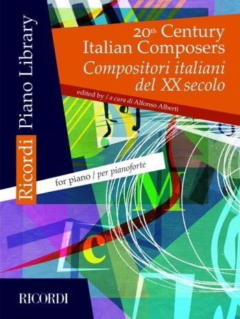 20th Century Italian Composers: Piano Solo (Ricordi)