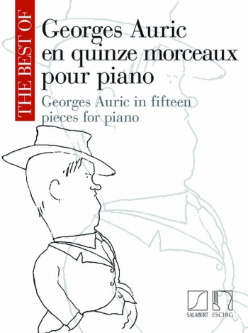 The Best Of Georges Auric: Piano Solo (Salabert)