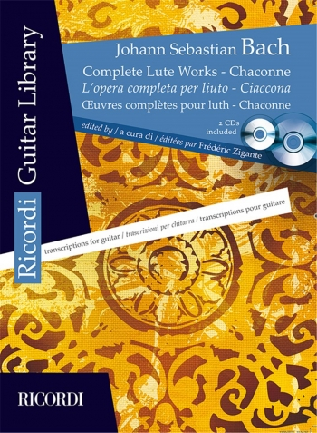Complete Lute Works - Chaconne: Guitar
