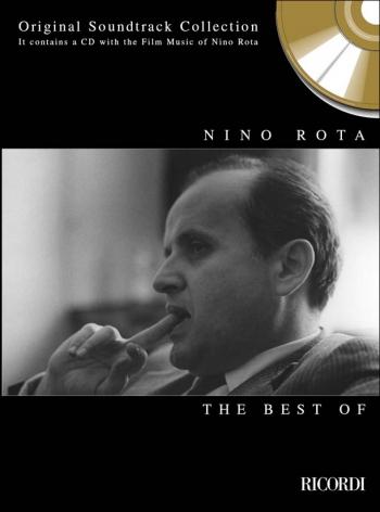 Rota: Best Of Nino Rota: Piano Solo: Book & Cd