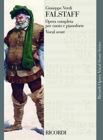 Falstaff: Opera Vocal Score (Ricordi)