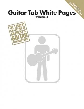 White Pages: Vol 4: Guitar & Guitar Tab