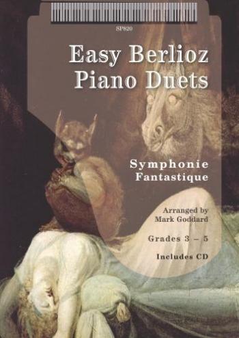 Easy Berlioz Duets: Piano