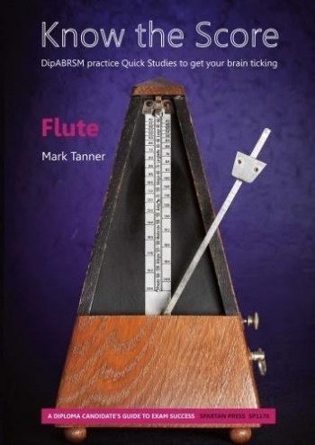 Know The Score: Flute Studies: Flute (Tanner)
