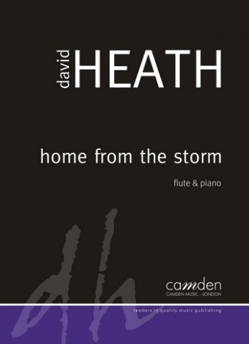 Home From The Storm: Flute & Piano (Camden)