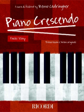 Piano Crescendo: Easy: Piano Solo