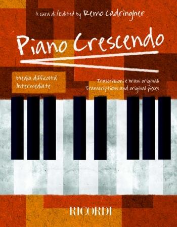 Piano Crescendo: Intermediate: Piano Solo