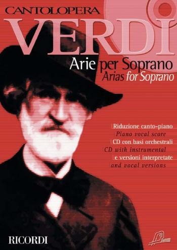 Cantolopera: Arias For Soprano Vol 1: Cantolopera Gold Edition: Voice And Piano: Book & Cd