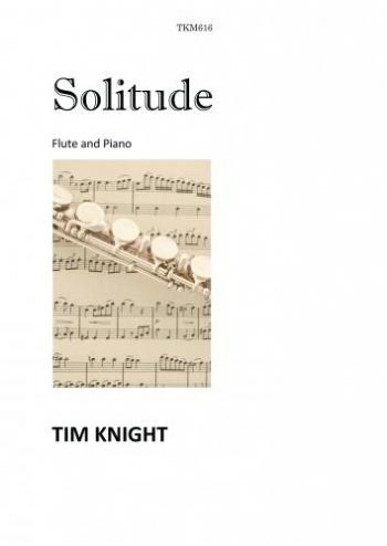 Solitude: Flute And Piano