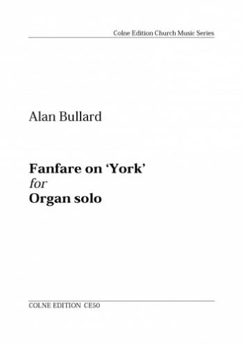 Fanfare On York: Organ