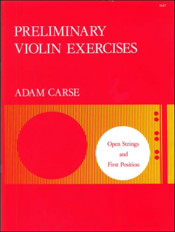 Preliminary Violin Exercises  (Stainer & Bell)